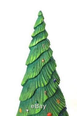 Nightmare Before Christmas Prop Christmas Tree. 46 Screen Used Disney Original