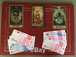 Now You See Me Original Movie Prop Tarot Cards