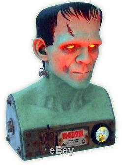 ORIGINAL Frankenstein LIMITED EDITION VFX Bust Monster Figure Prop Replica new