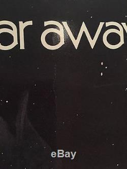 Original 1977 STAR WARS US One-Sheet Style A Poster (First Print)