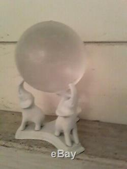 Original H Potter Wizard Elephant Crystal Ball Prophecy Prop Rare Price Drop