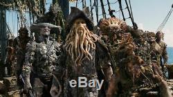 Original Pirates Of The Caribbean DMC & Awe Dutchman Prop Cursed Mallet