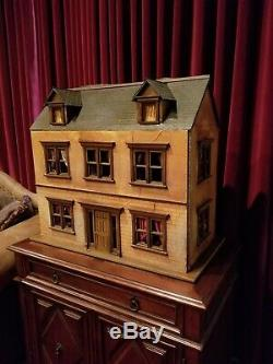 Original Screen Used Movie Prop Doll House From Peter Pan 2003 W. Jeremy Sumpter