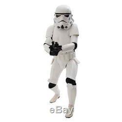 Original Stormtrooper Armour STAR WARS MOVIE REPLICA WITH MULTIPLE HELMETS LG