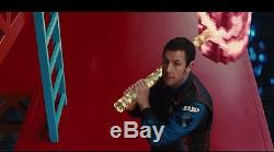 PIXELS Screen Used Hero DONKEY KONG HAMMER Movie Prop ADAM SANDLER! AWESOME