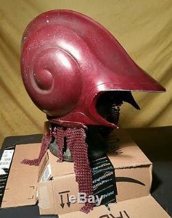 Planet Of The Apes Rare Gorilla Nautilus Helmet Screen Used Tim Burton Prop Coa
