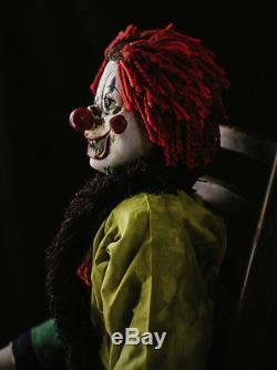 POLTERGEIST 2015 CLOWN MOVIE PROP PUPPET THE SCARY CLOSET Halloween Horror Film