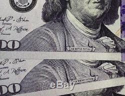 PROP MONEY New Style $100s $1,000,000 Blank Filler Bundles For Movie, TV, Videos