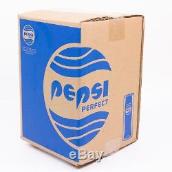 Pepsi Perfect Back To The Future Authentic Official Bottle With Original Box