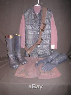 Planet of the Apes Gorilla Soldier Costume Hero Screen Used Prop from 1968 Film