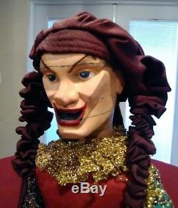 Puppet Master 9 screen used Jester puppet with LOA