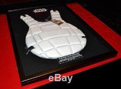 RARE Star Wars PROP, Screen-Used REBEL COSTUME Rise of Skywalker COA Case UACC