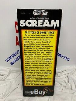 RIP Horror Collector Series SCREAM Ghost Face doll Wes Craven Spencer Gifts