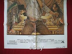Raiders Of The Lost Ark 1982 Original Movie Poster 1sh Indiana Jones Best Art Nm