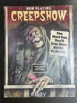 Rare Creepshow Original Movie Display 1982 Stephen King Romero