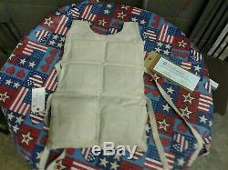 Rare HTF J Peterman Titanic Movie Life Jacket Vest Prop 30/150 With COA (d31)