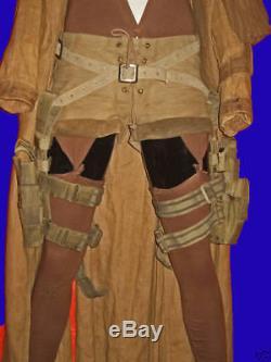 Rare Resident Evil Extinction Milla Jovovich costume prop. Amazing Rare piece