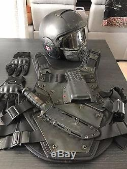 Resident Evil The Final Chapter Screen Used Complete Umbrella Trooper Costume