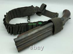 Resident Evil The Final Chapter Screen Used Prop Alice Shotgun & Sling With COAs