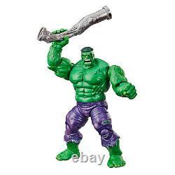 Retro Hulk SDCC 2019 Exclusive Marvel Legends 80th Anniversary Figur Hasbro