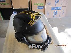 Robot Jox Alexanders Helmet Prop Screen Used