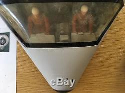 SCREEN USED Star Trek Enterprise ARCHER TOY STAR SHIP WARP CORE REMOTE PROP