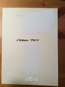 SHARON TATE Original Rare James Silke photo