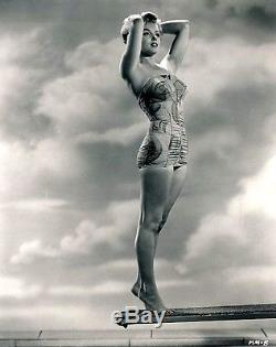 SPECTACULAR 1950 ORIGINAL Photo NEGATIVE MARILYN MONROE by FRANK POWOLNY