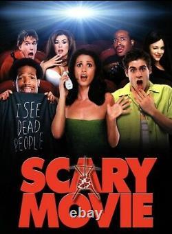 Scary Movie Shannon Elizabeth Screen Worn Hero Wardrobe Coa Studio Tag Horror