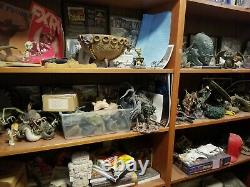 Sci fi, horror Disney Star Wars collectables figures movie props, H. P Lovecraft