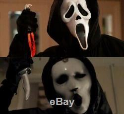 Scream Movie Prop Knife Very Rare From Dimension Films Coa Harvey/bob Weinstein