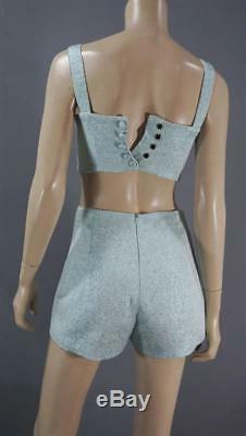 Scream Queens Hester Ulrich Lea Michele Screen Worn Shirt Pants & Shoes Ep 108