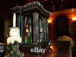 Screen Used Movie Prop from Peter Pan Hook's Apothecary Cabinet Tinker Bell