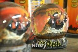 Screen used GRABOID WATER GLOBE from the TREMORS/KEVIN BACON 2018 TV PILOT
