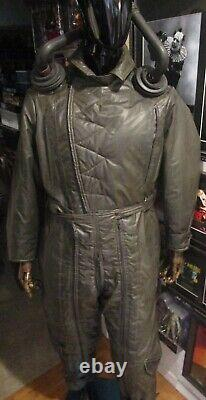 Screen used worn 1984 Dune Harkonnen Warrior costume comes with Propstore COA
