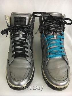 Shoes Worn by Quicksilver in Movie X-men Days of Future Past Perter Evans Sz 9.5