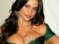 Sofia Vergara Celebrity Worn Owned Purple Rachel Bra With Event Craze COA #00241