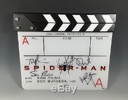 Spider-Man Clapper Board Marvel Movie Spider Man