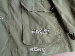 Star Trek Enterprise NX-01 RARE CAST & CREW SET WORN Jacket XL