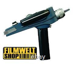 Star Trek PHASER + Light + Sound TOS original 60er Jahre design
