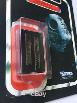 Star Wars Death Star II Production-Used Prop Custom Vintage MOC