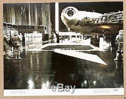 Star Wars Episode IV A New Hope 1st Print Original 8 Lobby Card Movie Set 1977