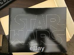 Star Wars / Original 1977 Pre-trademark Exhibitors Book