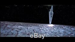 Star Wars ROTJ Filming Miniature Death Star Tower Models Screen Used COA