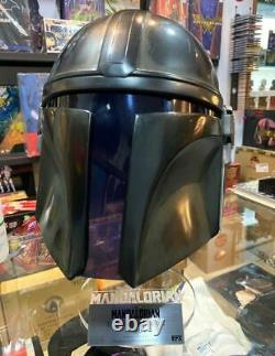 Star Wars THE MANDALORIAN 11 scale Helmet MIB Limited Edition SOLD OUT