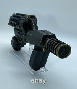 Star Wars The Phantom Menace Stunt Naboo CR-2 Heavy Blaster Pistol Prop With COA