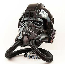 Star Wars Tie Fighter Pilot Helmet Prop