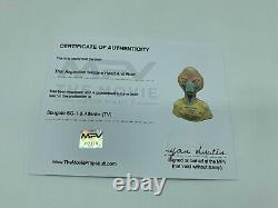 Stargate SG-1 Atlantis Prop Thor Asgardian Production Head And Bust With COA