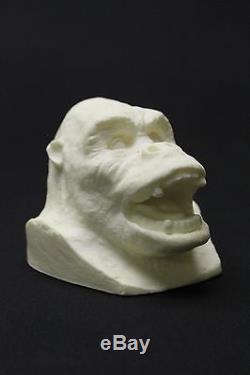 Stop Motion King Kong Head Bust Casting From Original King Kong Sculpture