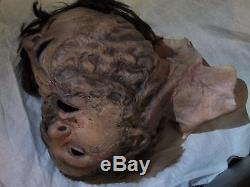 THE APPARITION Screen Used Movie Prop horror makeup effects